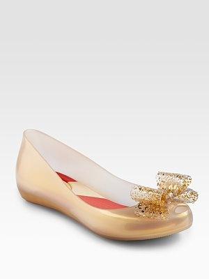 love Melissa shoes for casual cute comfort