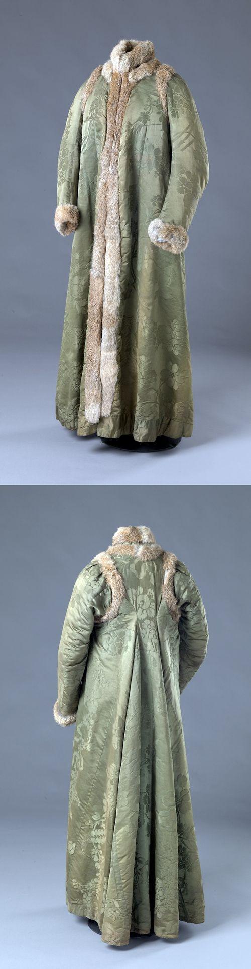 Coat  18th century  Nasjonalmuseet for Kunst, Arketketur, og Design