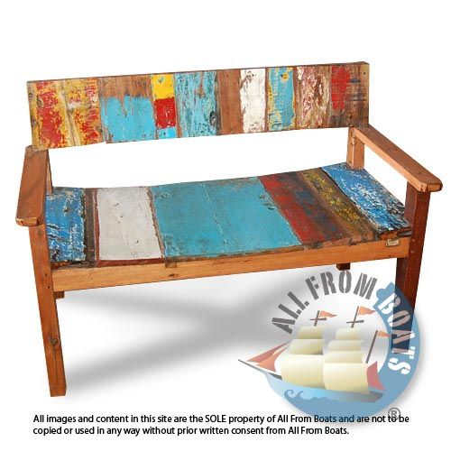 Pin By Timber Revival On Our New Recycled And Reclaimed: 1000+ Ideas About Boat Furniture On Pinterest