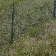 How to Install a Chicken Wire Fence   eHow