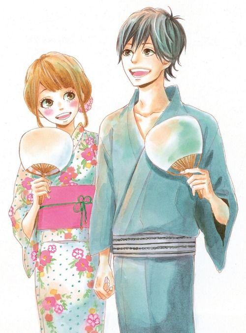 <3 Orange Takano Ichigo