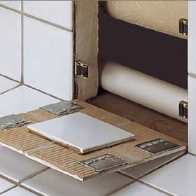 Schluter Rema Access Panel System Schluter Systems Bathroom Accessories Access…