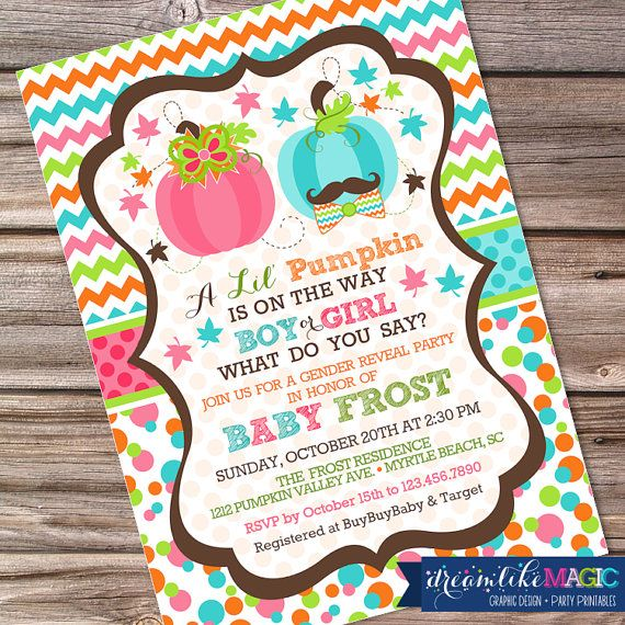 193 Best Gender Reveal Diaper Party Images On Pinterest Parties
