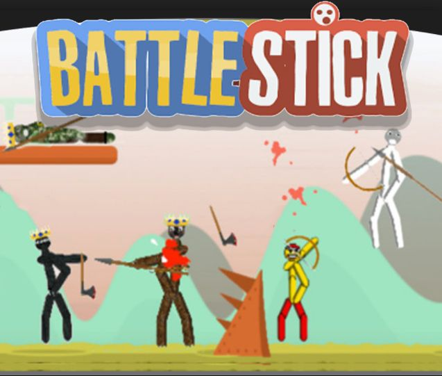 BattleStick 🙌🙌🙌 😍 Are you ready for the most CRINGIEST game ever now?  🏹 Friv 2017 recomend you to play a stickman-themed game in which you will be a brave fighter in a very severe battle. 🏹 You can play with your friends and become the king! 🏹 #Friv_2017 #Stickman #Games #Shooting #Action