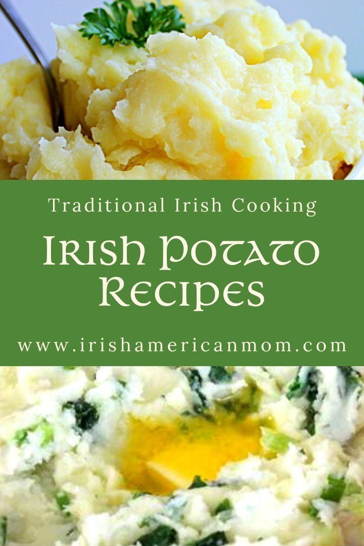 Irish Side Dishes Recipe Irish Recipes Side Dishes Easy Potato Recipes