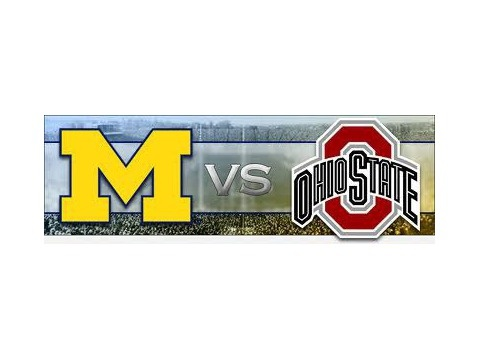 OSU vs. Michigan Football Tickets whoot whoot...gonna be cold outside