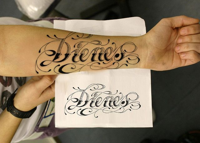 Tatuajes En La Mano Nombres Disenos