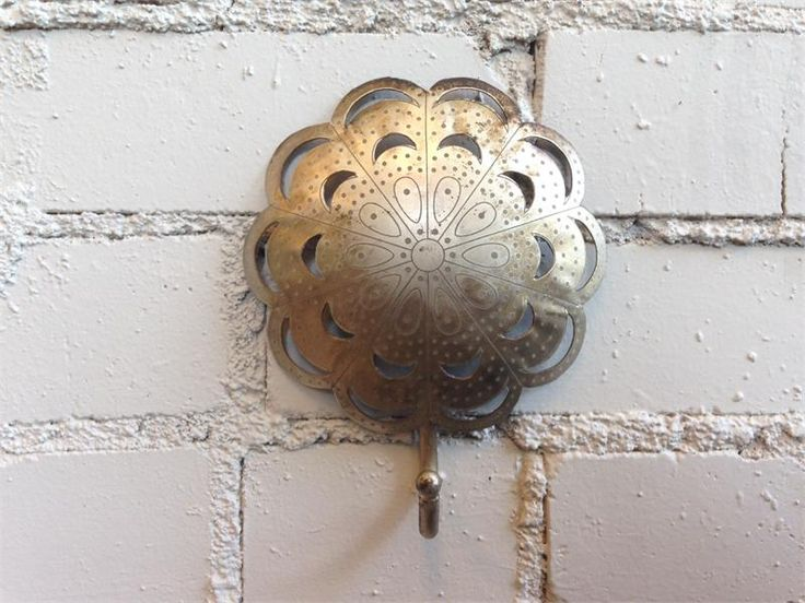 Engraved Metal Wall Hook. Available At Www.hookonawall.com. Decorative Wall  HooksMetal WallsGallery ...