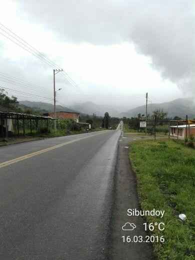 Un lindo dia por el Valle de Sibundoy