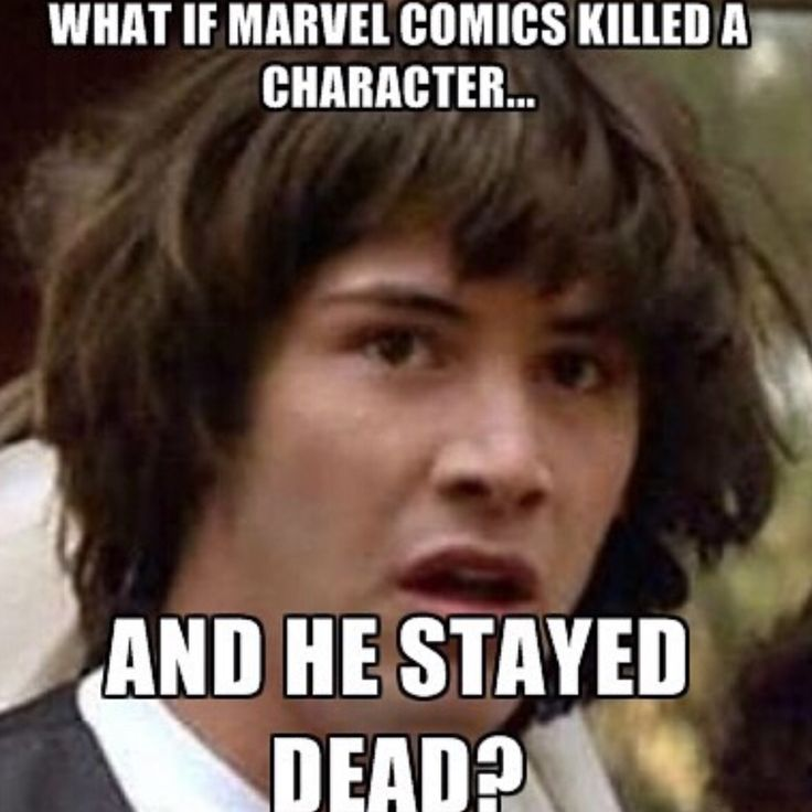 What If Meme | Marvel | unheard of