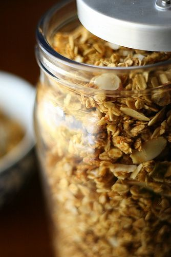 I love my granola for breakfast & am never satisfied with commercial brands so this Granola recipe is my basic favorite!
