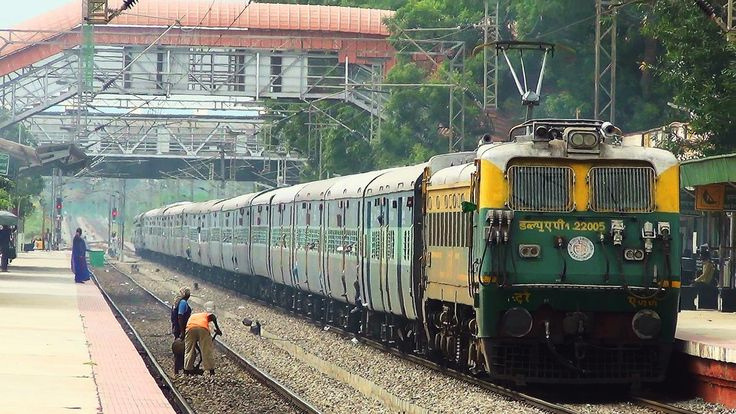 Indian Railway Forum - 1 - Railway Enquiry  indiarailinfo.com  India Rail Info is a Busy Junction for Travellers & Rail Enthusiasts. It also hosts a Centralized Database of Indian Railways Trains & Stations, and provides crowd-sourced IRCTC Train Enquiry...