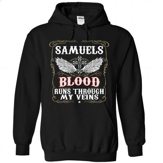 SAMUELS - #sleeve #cute t shirts. CHECK PRICE => https://www.sunfrog.com/Camping/SAMUELS-Black-88647735-Hoodie.html?60505