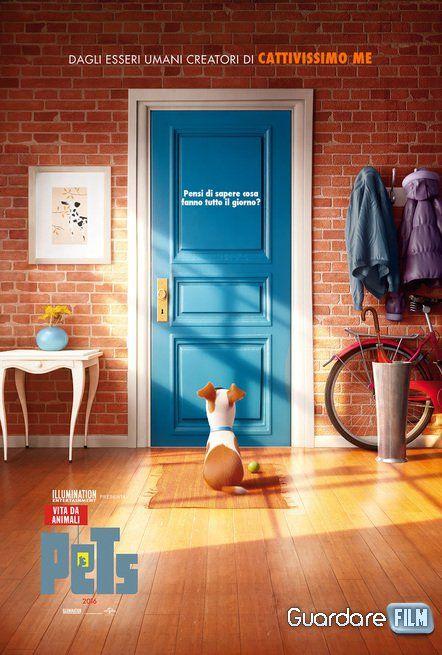 Pets - Vita da animali Streaming: http://www.guardarefilm.tv/streaming-film/5876-pets-vita-da-animali-2016.html