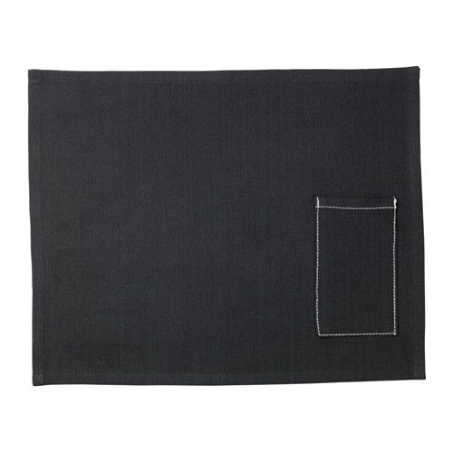 ikea sittning placemat in het vakje van de placemat is plaats voor bestek en een servet. Black Bedroom Furniture Sets. Home Design Ideas