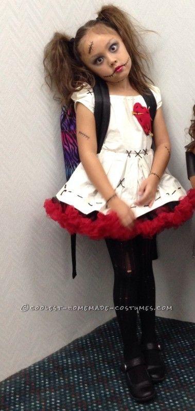 Little Voodoo Doll Costume...