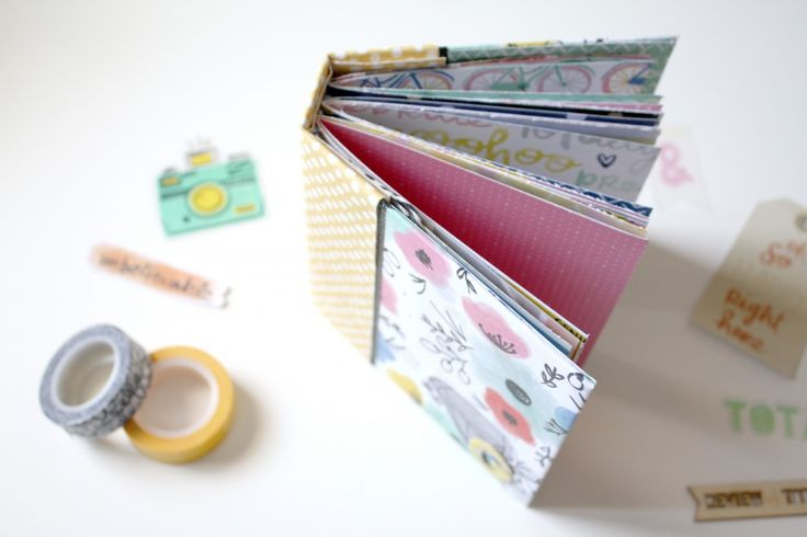Un layout y un mini con Finders Keepers