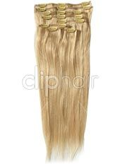 Full Head Hair extensions: Clip in real human hair extensions