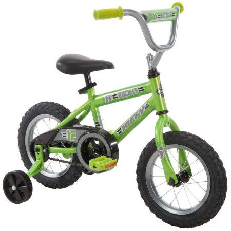 "Free Shipping. Buy Huffy® Rock It™ 12"" Boys' Bike at Walmart.com"