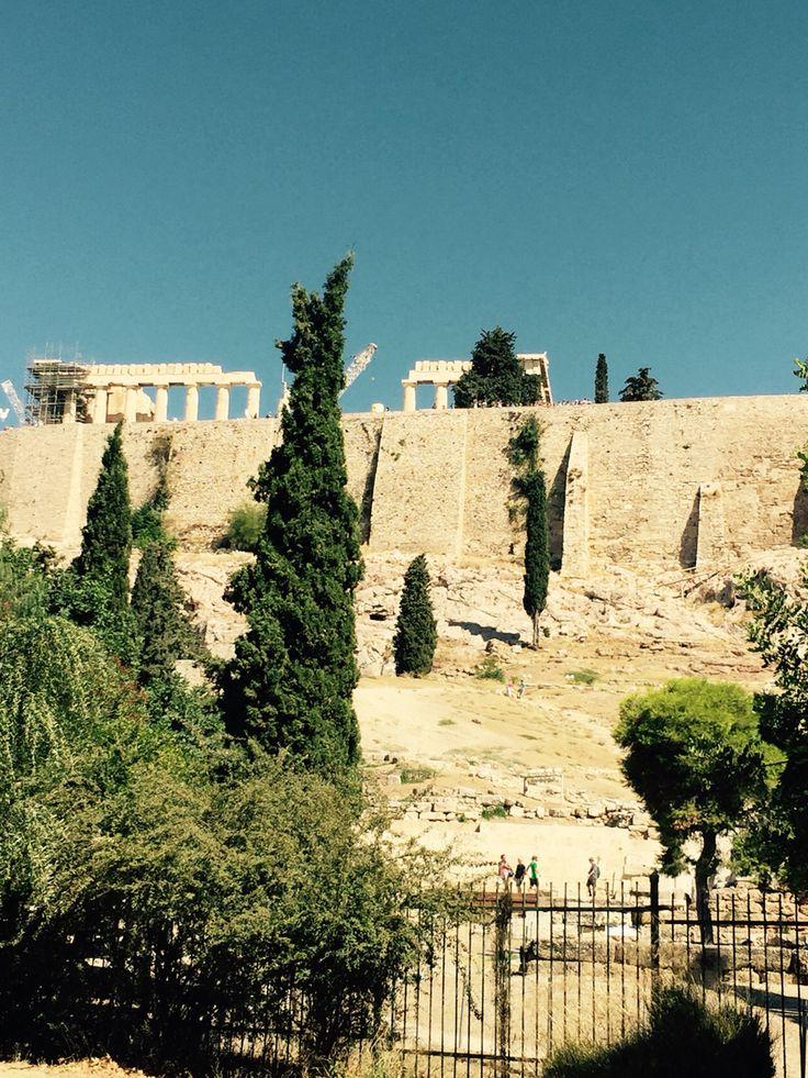 Greece...Akropolis