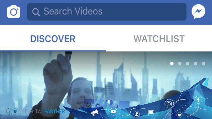 Facebook Watch... Desde el miércoles, todos los usuarios de Facebook dentro de Estados Unidos encontrarán el icono de TV en la barra de navegación móvil y en los marcadores del sitio de escritorio. Incremente tus ventas hasta un 40% anual, posiciona tu marca o productos dentro de los mas importantes de tu industria y mejora tu comunicación interna y externa. Escríbenos ahora WhatsApp. 55-4997-1073. Nota completa: http://elcomercio.pe/…/facebook-watch-disponible-usuarios-e…