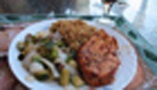 Marinade a l'érable pour porc BBQ