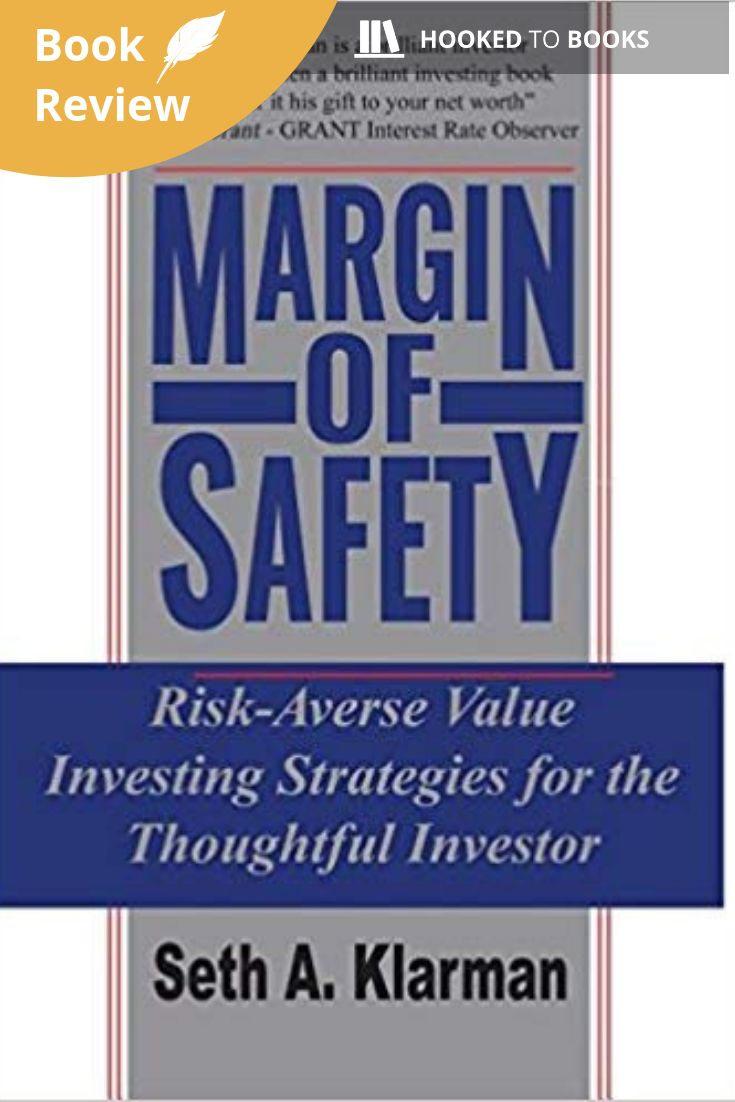 Book review of margin of safety riskaverse value