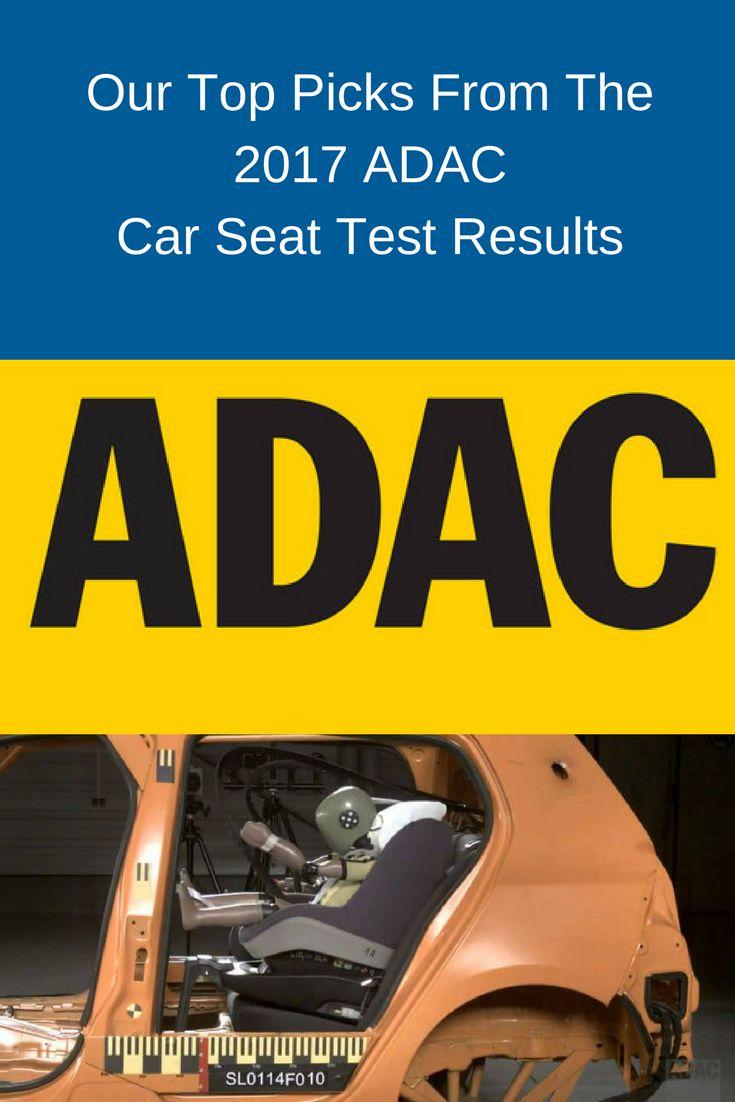 Adac Car Seat Test Results