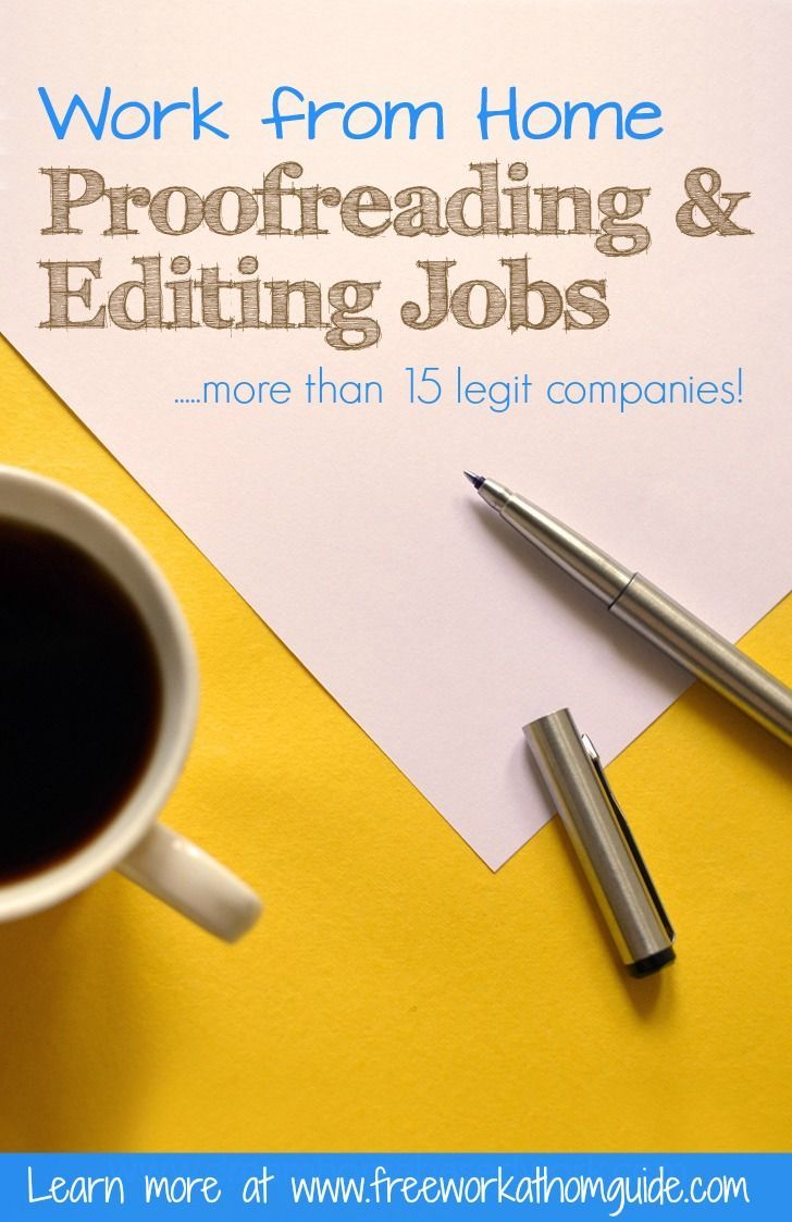proofreading editing online