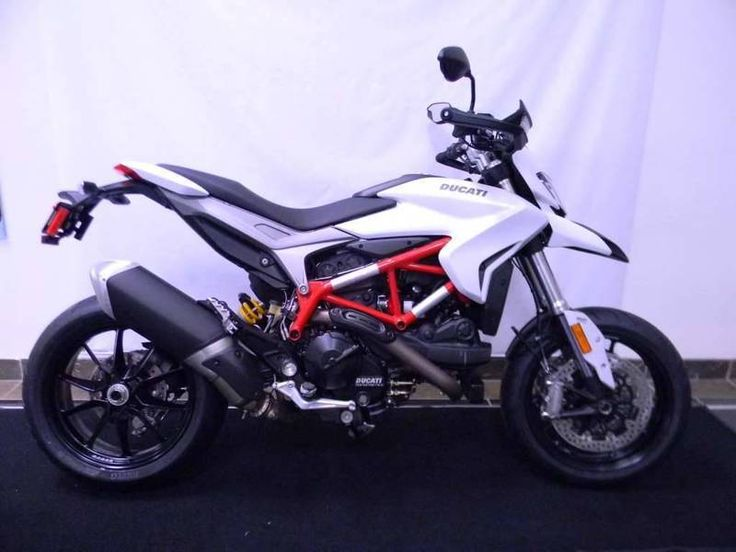 Check out this 2016 Ducati Hypermotard 939 listing in Houston, TX 77074 on Cycletrader.com. It is a Sport Touring Motorcycle and is for sale at $12695.