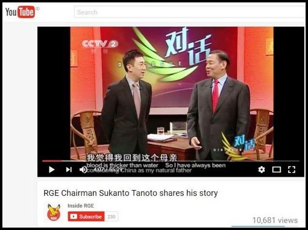 """HEBOH! Pernyataan Konglomerat Sukanto Tanoto: """"Indonesia Ayah Angkat China Ayah Kandung""""  KonglomeratSukanto Tanotoyang sudah mengeruk kekayaan luar biasa dari Indonesia namun ternyata hanya menganggap Indonesia sekedar """"AYAH ANGKAT"""" sedang """"AYAH KANDUNG"""" tetap negara China (RRC).Saya lahir dan besar di Indonesia. Menempuh pendidikan menikah dan memulai bisnis juga di sana. Tetapi Indonesia adalah ayah angkat bagi saya karena itu ketika pulang ke Cina saya merasa menemukan ayah kandung. Itu…"""