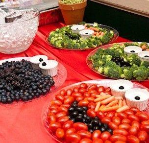 The cutest Elmo themed birthday