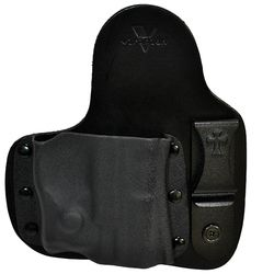AppendixCarry IWB Holster Smith & Wesson Shield with Reactor, Right Hand, Black
