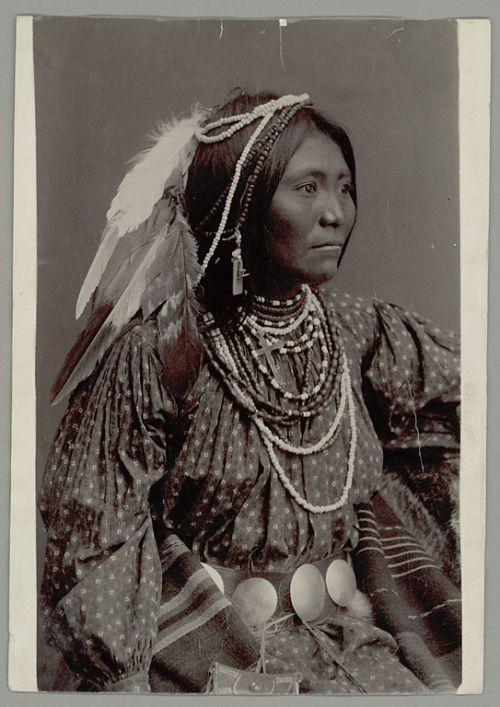 Tonto Apache woman