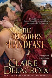 Review - The Crusader's Handfast by Claire Delacroix