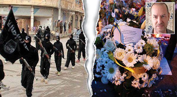 Terapi och blommor botar inte jihadister.