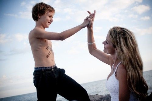 We are brave and beautiful: a single mom's journey back home with her son | Offbeat Mama