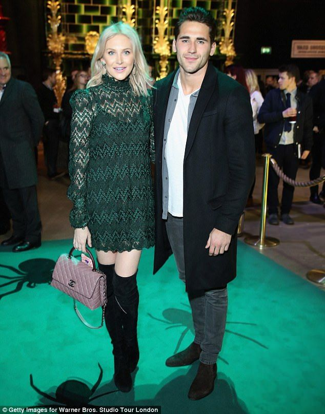 'Things are going well': Stephanie Pratt, 30, is moving full steam ahead with her new roma...