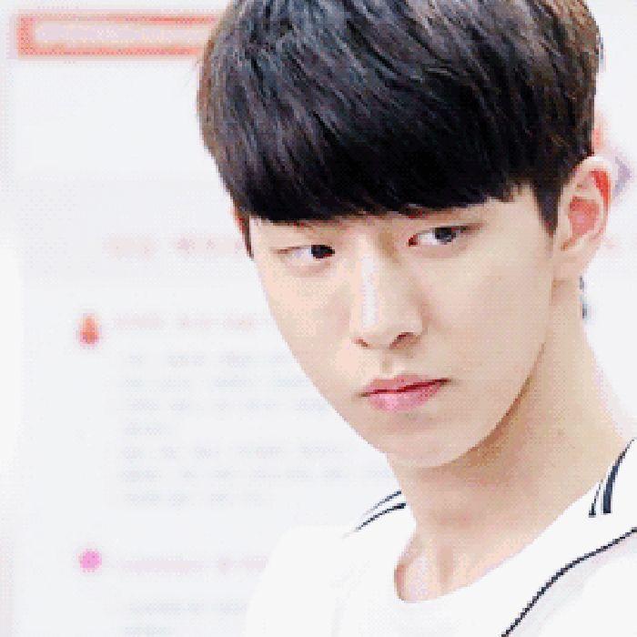 Who Are You: School 2015 | Kim So-Hyun | Nam Joo Hyuk | Kdrama | Gif