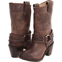 With tucked in jeans or skirts.  Maybe if I pin them I'll get them outta my system and not be tempted to consider purchasing?: Harness Short, Short Boots, Frye Carmen, Carmen Goldsmith, Style, Frye Boots, Shorts, Carmen Harness