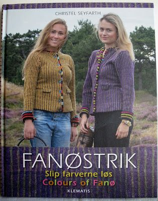 My review of Christel Seyfarth's new book Fanø Strik / Colours of Fanø.