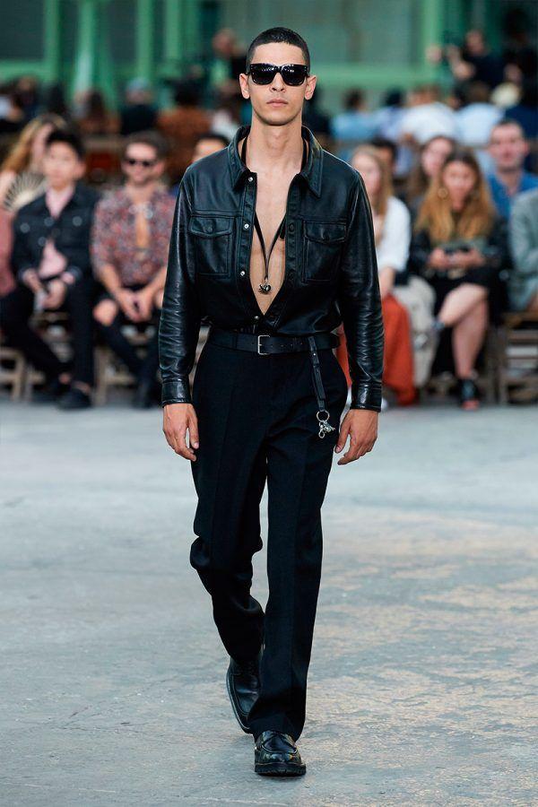 Young Mens Fashion 2020.Ami Spring Summer 2020 Menswear Fashion Show Mens
