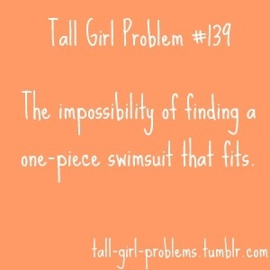 Tall Girl Problems funny