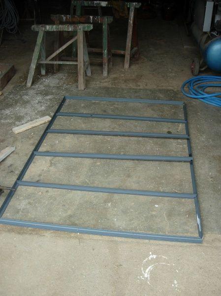 Construire une verriere int rieur en bois ou acier 11 for Construire une cuisine en bois