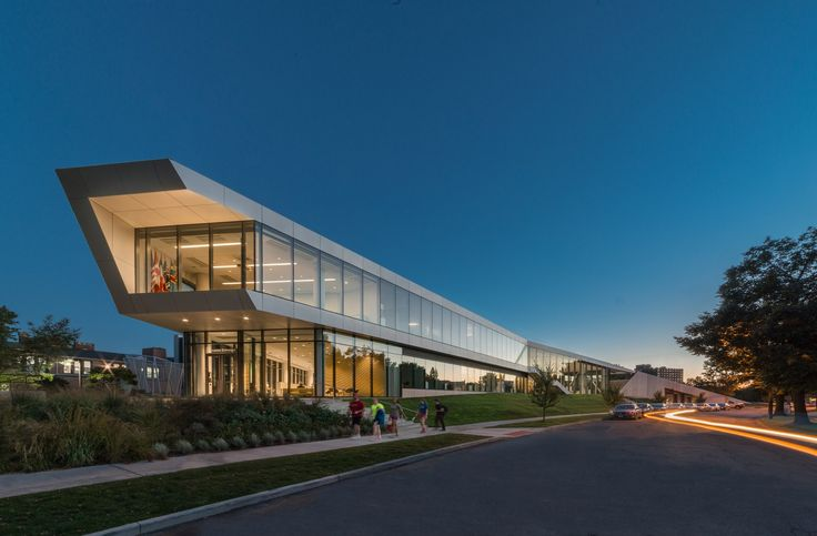 Image 1 of 16 from gallery of Case Western Reserve University, Tinkham Veale University Center / Perkins+Will. Photograph by Steinkamp Photography