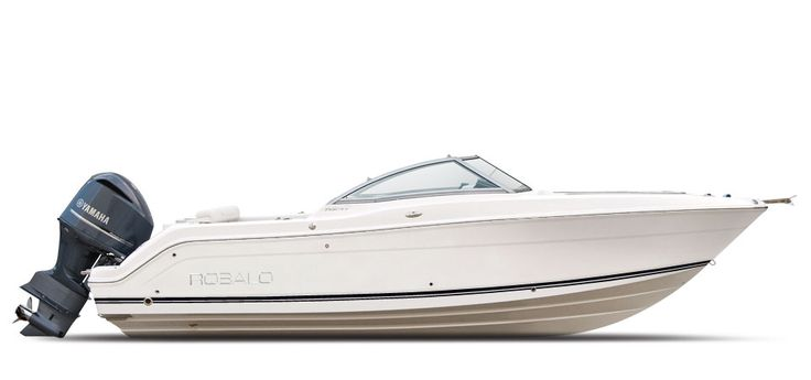 2013 Robalo R247 Dual Console - Boat Builder