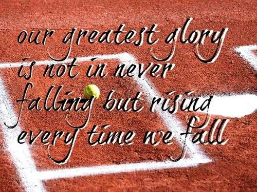 every player goes through a slump, but what makes that player great is how they got up