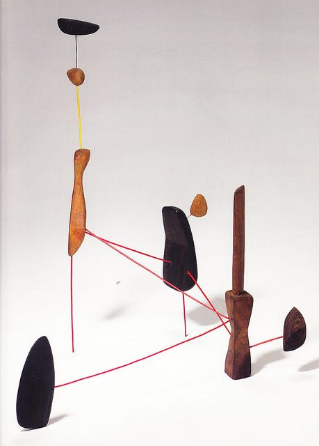 Constellation with Red Knife by Calder | Flickr - Photo Sharing!