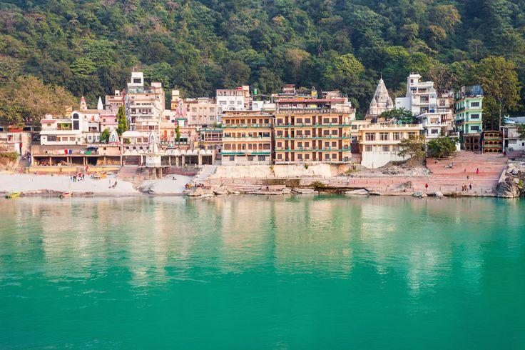 The Spiritual land of Rishikesh