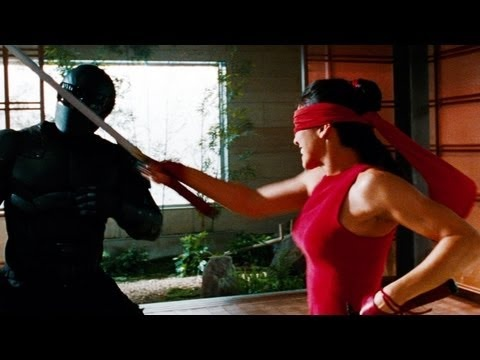 G I Joe Trailer 2012 - Official first movie trailer in HD - sequel of the 2009 's GI Joe film - starring Channing Tatum, Adrianne Palicki, Dwayne Johnson, Bruce Willis - directed by Jon Chu.